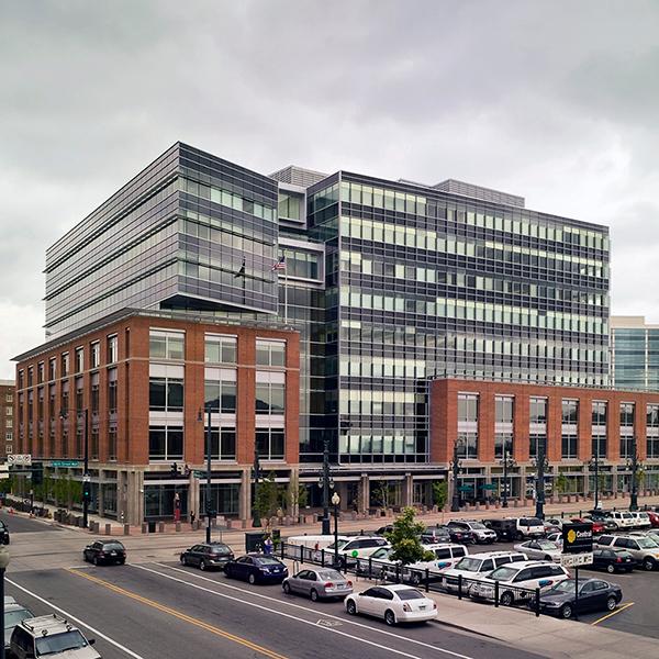 Denver EPA building