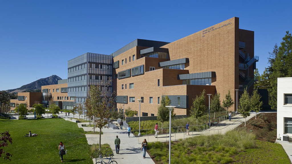 Warren J. Baker Center for Science and Mathematics