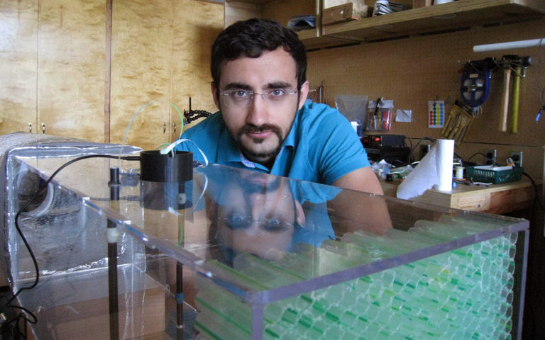 Interview with Ali Ghahramani: From Civil Engineering to Physiology