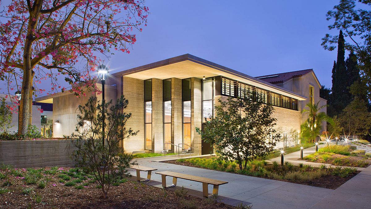 Pomona College Millikan Science Building