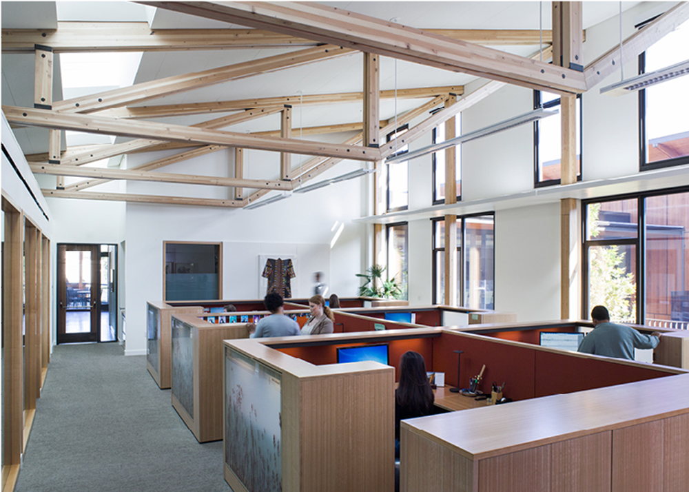 The David & Lucile Packard Foundation Headquarters | Center