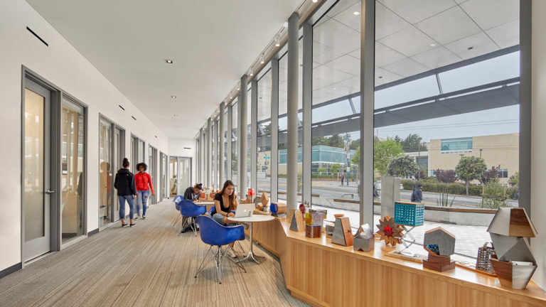 Modernization of a Mid-Century High School Earns 2020's Livable Building Award