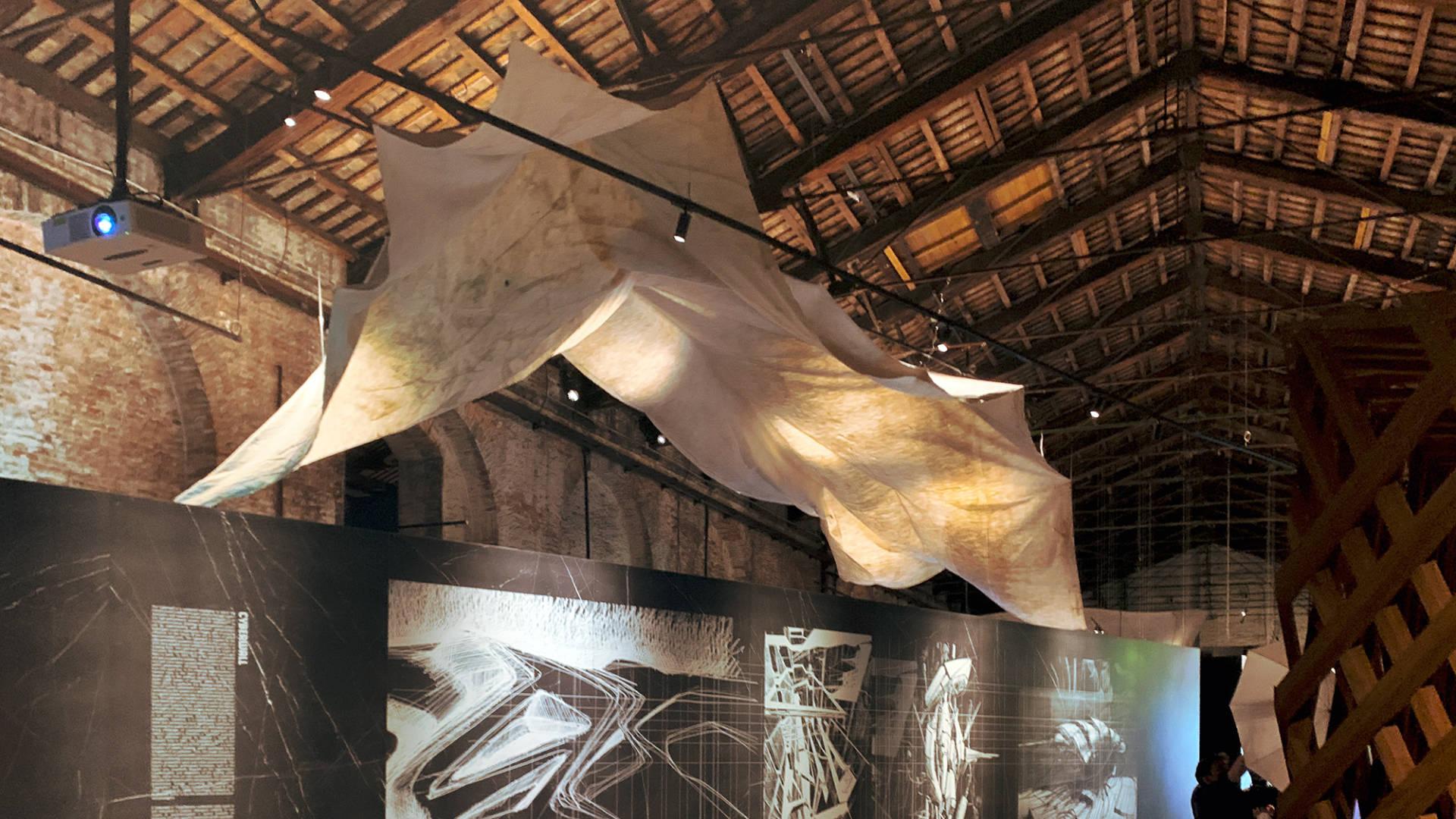 Invisible Mountain Venice Biennale